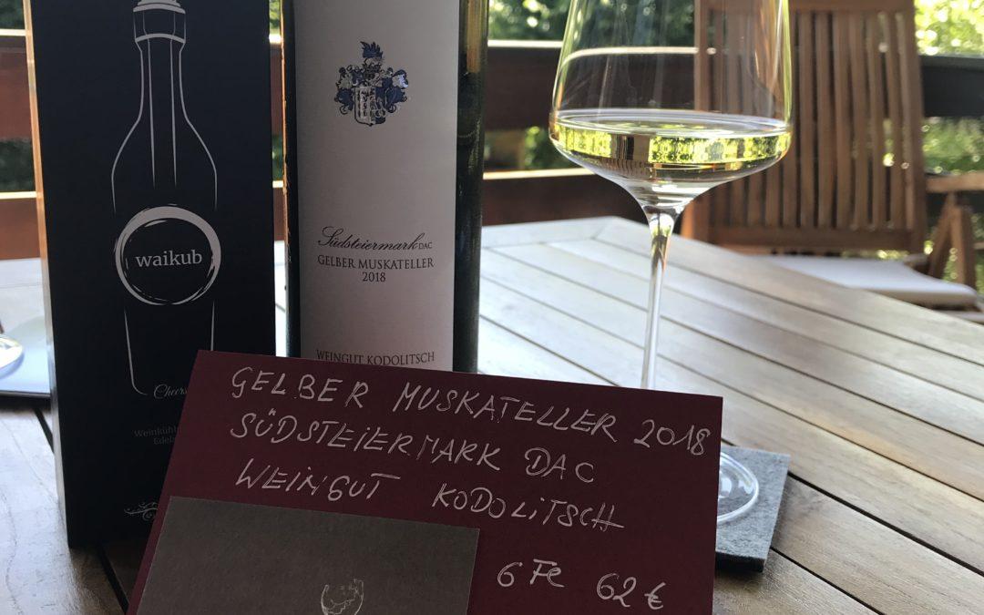 Sommerblog 1 Weingut Kodolitsch